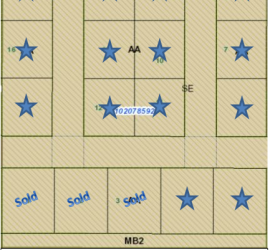Latest Sold Map